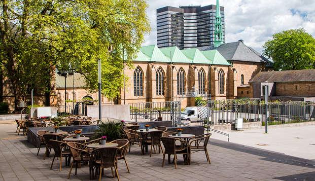 Visita la hermosa ciudad de Essen