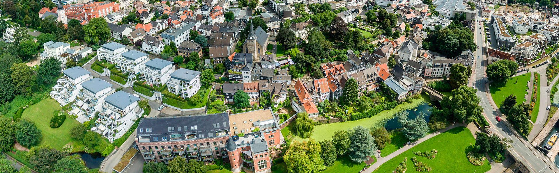 Profitez du week-end dans la belle ville d'Essen (à partir de deux nuits)