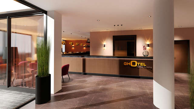 GHOTEL hotel living Essen