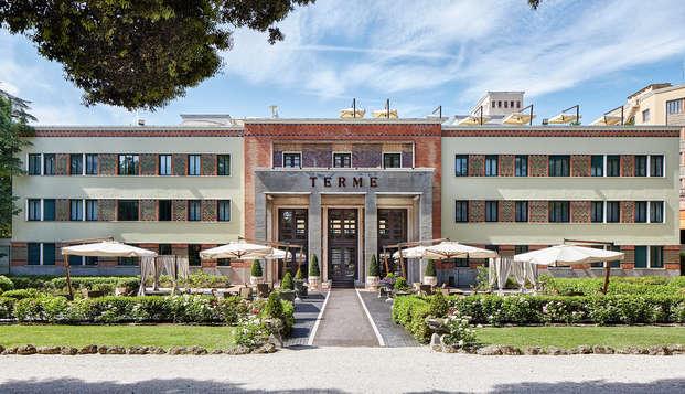 Descanso, relax y romanticismo en Emilia Romaña