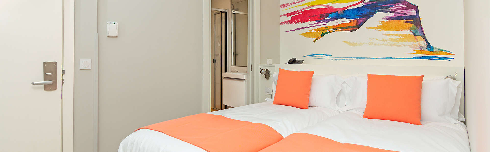Un apartamento de diseño en el corazón de Madrid