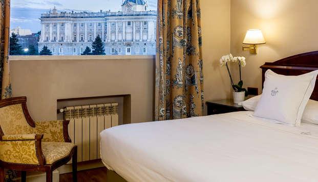Hotel Principe Pio - Doble