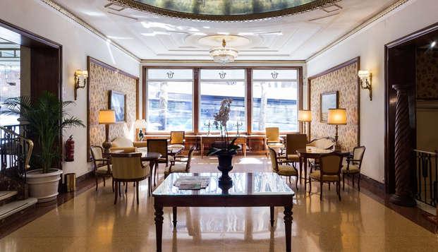Hotel Principe Pio - Lobby