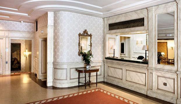 Hotel Principe Pio - Reception
