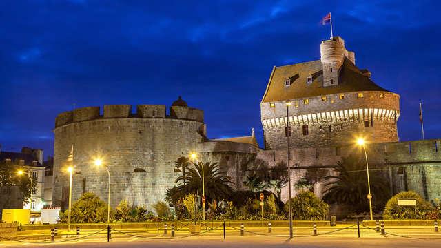 Escapade en famille ou entre amis à Saint-Malo