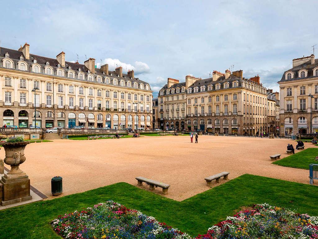 Séjour Ile-et-Vilaine - Découvrez Rennes et ses spécialités régionales  - 4*