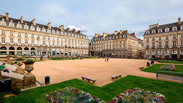 Découvrez Rennes et ses spécialités régionales