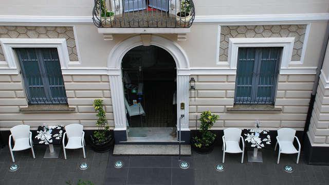 Villa Vittoria Tropea B B