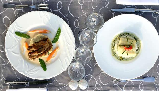 Delicias provenzales en Gréoux-les-Bains