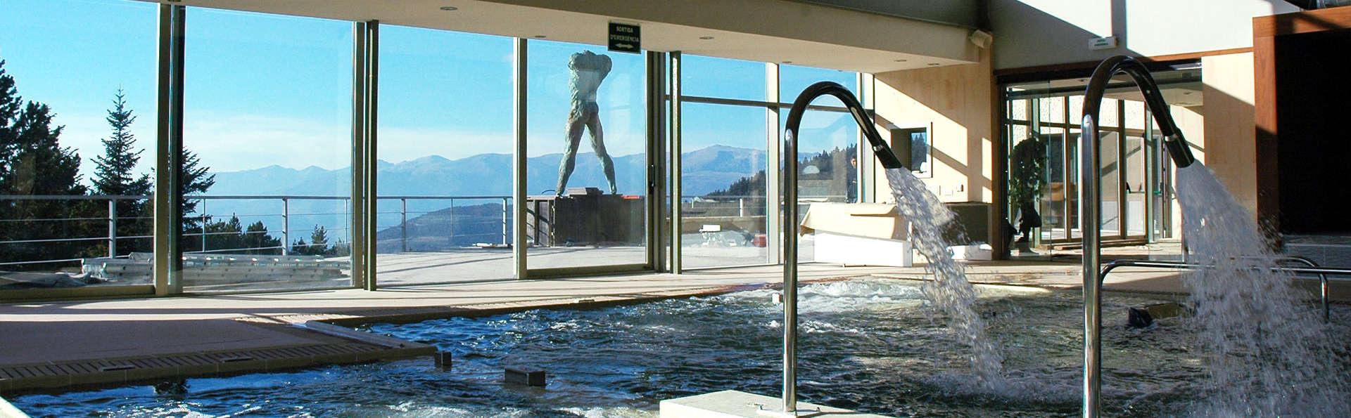 Spécial Famille : Évadez-vous dans les Pyrénées catalanes et profitez d'un séjour relaxant