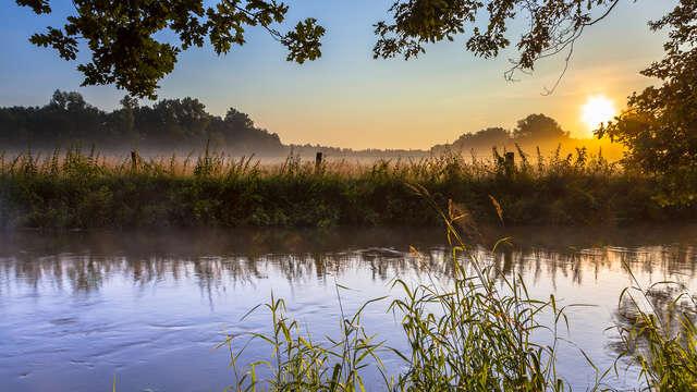 Découverte de la région naturelle autour de Twente