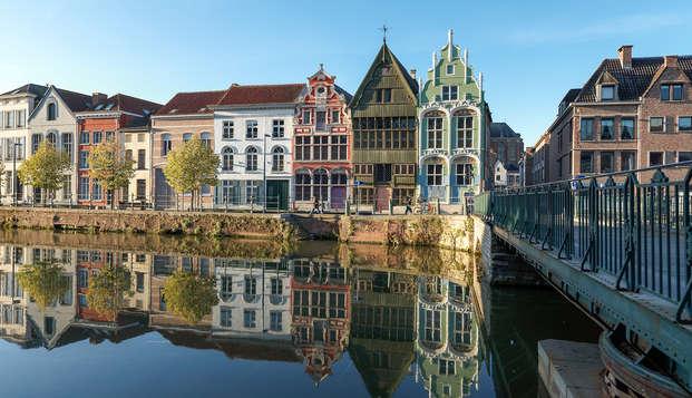 Verblijf in het historische centrum van Mechelen en bezoek de oude kazerne (vanaf 2 nachten)