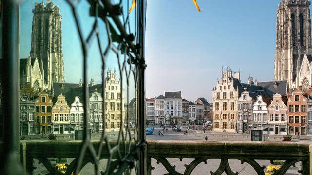 Visita il Museo del Giocattolo a Mechelen e gusta una deliziosa cena (a partire da 2 notti)