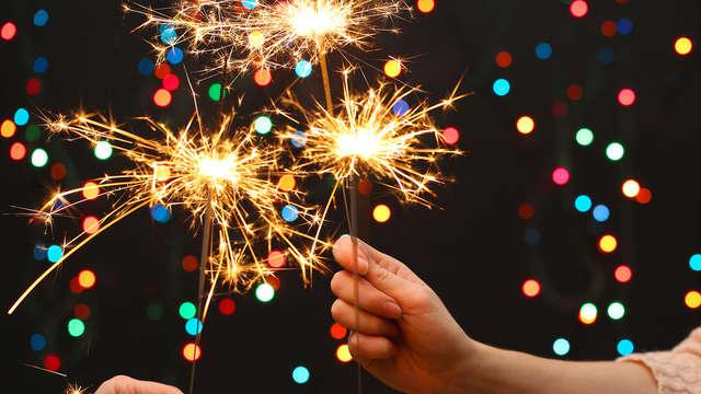 Séjour exceptionnel avec dîner et accès Spa à l'Agapa pour célébrer la Nouvelle Année