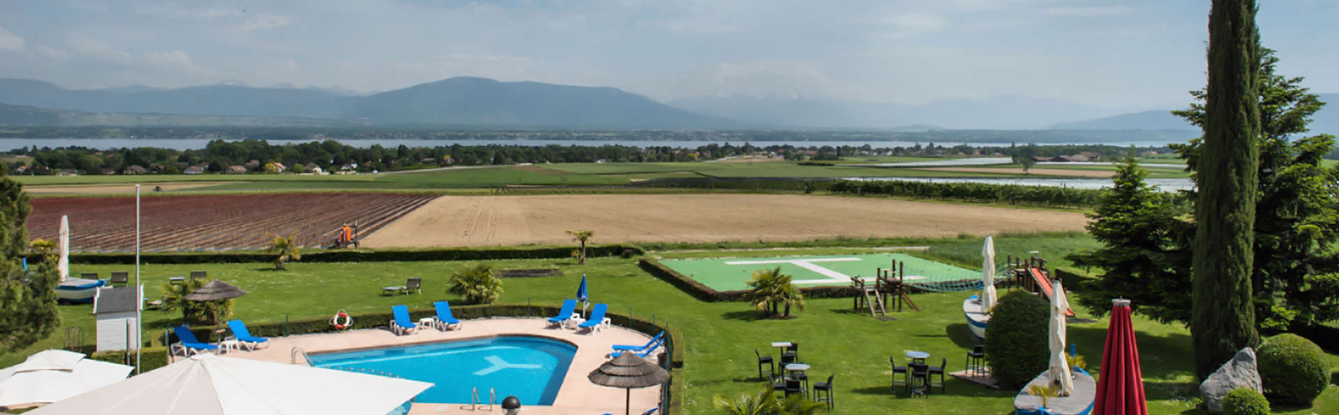 Best Western Hotel Chavannes-de-Bogis - Edit_View.jpg