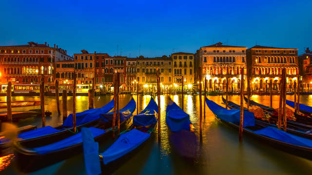 Découvrez le Lido de Venise au fil de l'eau