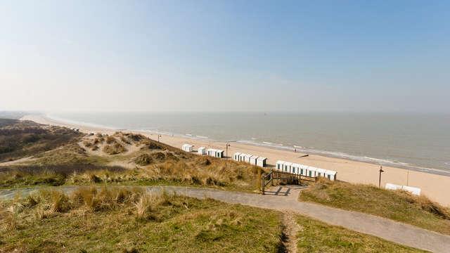 Yoga y relajación en Wenduine, en la costa belga (desde 2 noches)