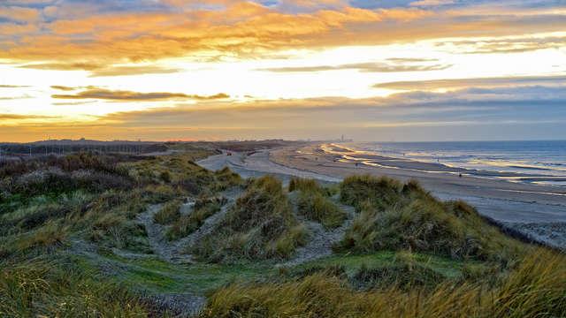 Cena en la costa belga (desde 2 noches)