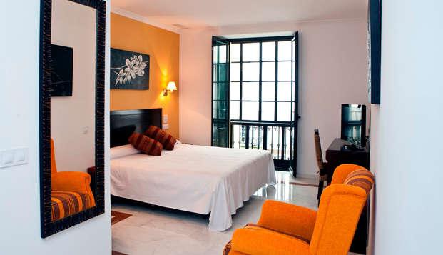 Hotel Itaca Sevilla - DobleRoom