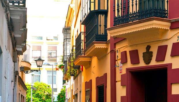 Hotel Itaca Sevilla - Front