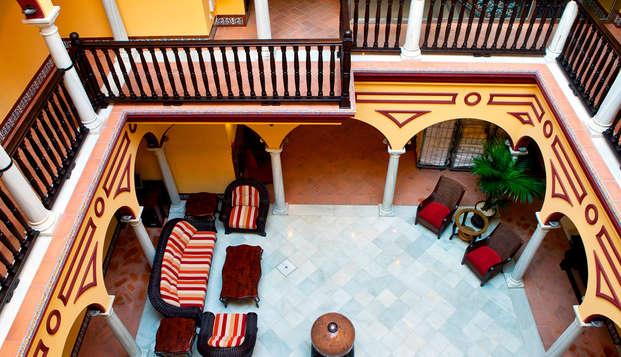 Hotel Itaca Sevilla - Patio