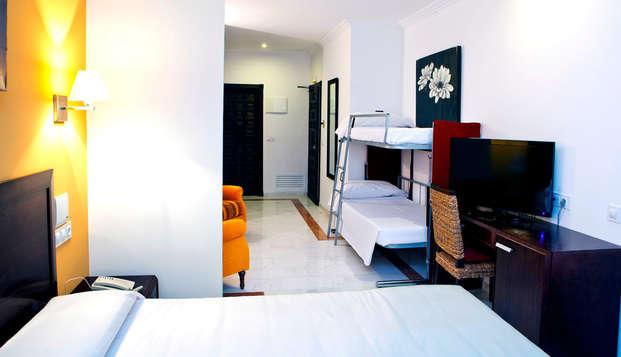 Hotel Itaca Sevilla - Room