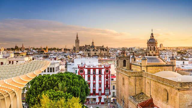 Escapada a Sevilla: alójate en pleno centro de la ciudad