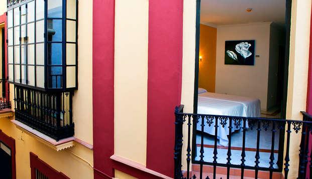 Hotel Itaca Sevilla - View