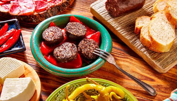 Gastronomía y Cultura a las puertas de Burgos con exquisita cena incluida