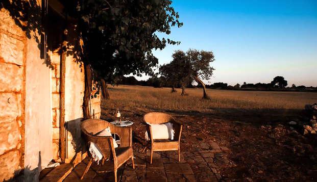 Vacances à Alberobello : réservez 6 nuits dès maintenant et faites des économies !