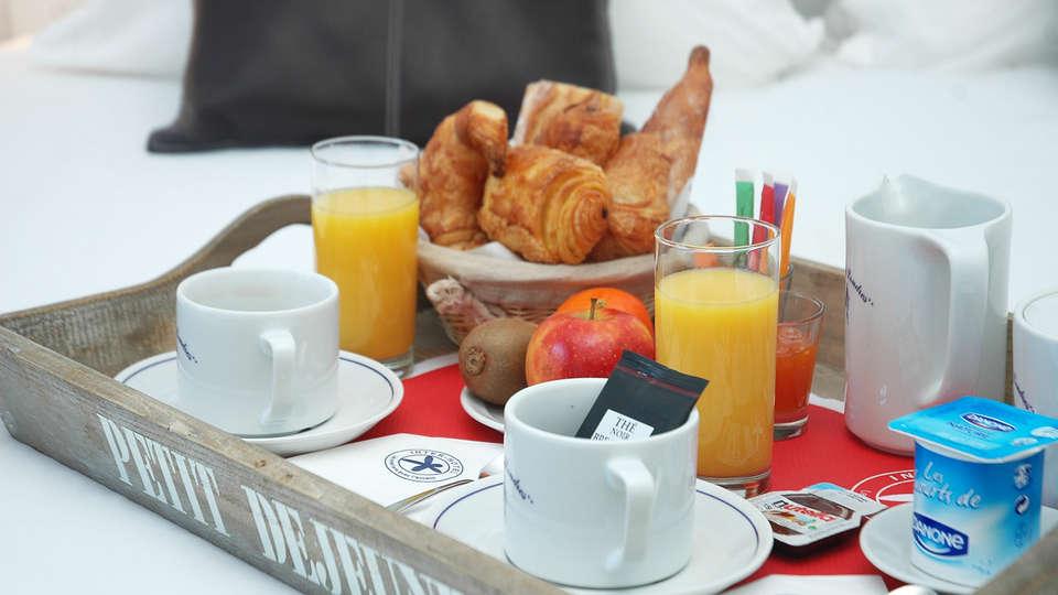 The Originals Boutique, Hôtel Le Londres, Saumur (Qualys-Hotel) - EDIT_breakfast.jpg