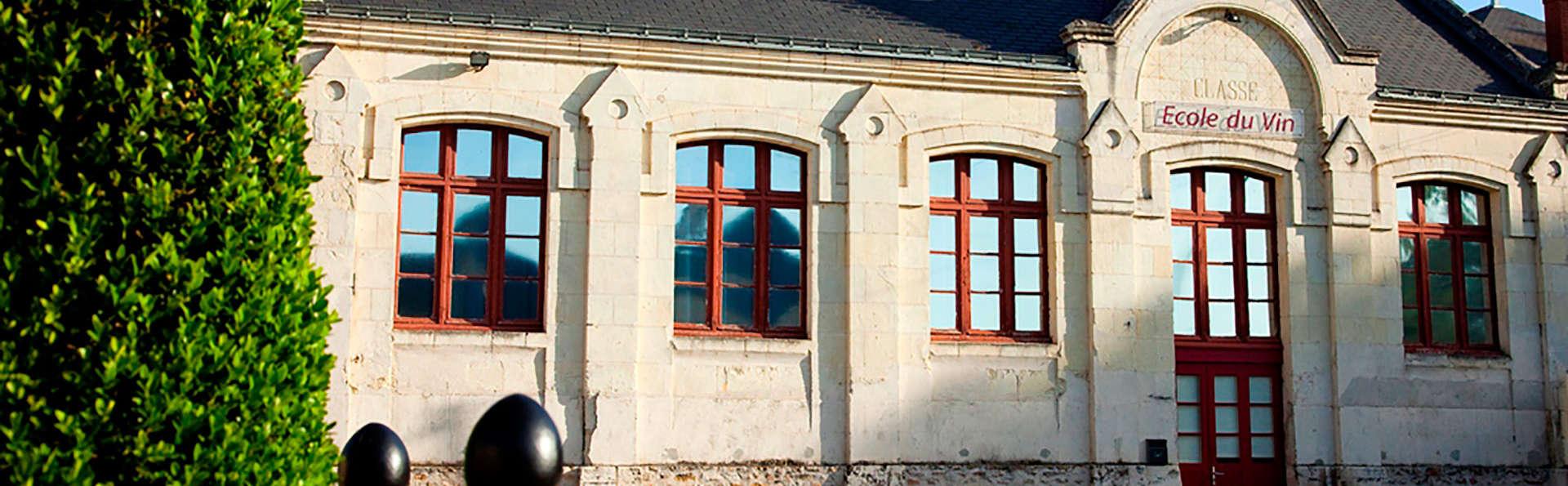 Week-end œnologique à Saumur
