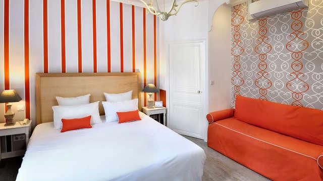 The Originals Boutique Hotel Le Londres Saumur Qualys-Hotel