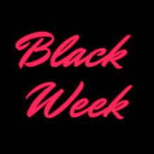 Arrangementen Special Black Week