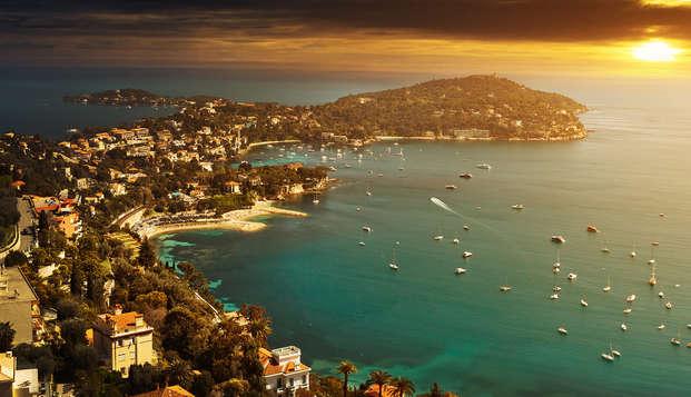 Séjour à partir de 2 nuits aux portes de Nice