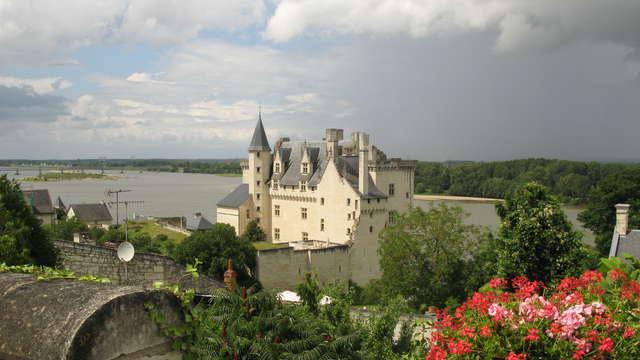 Visite du Château de Montsoreau pour 2 adultes