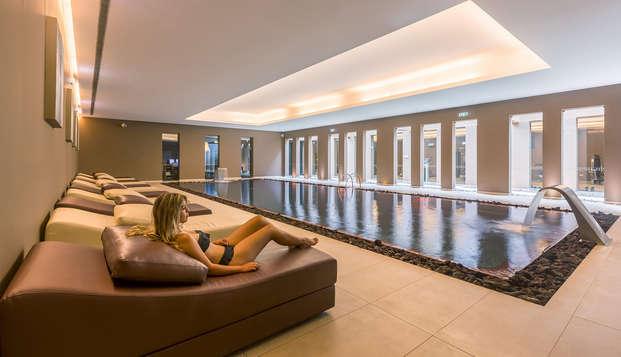 Especial Enamorados: Escapada de lujo con cena, ambiente romántico y acceso al Spa en Albufeira