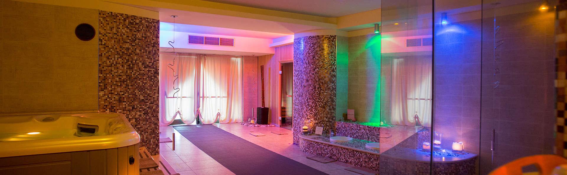 Estancia de lujo con spa en Umbría