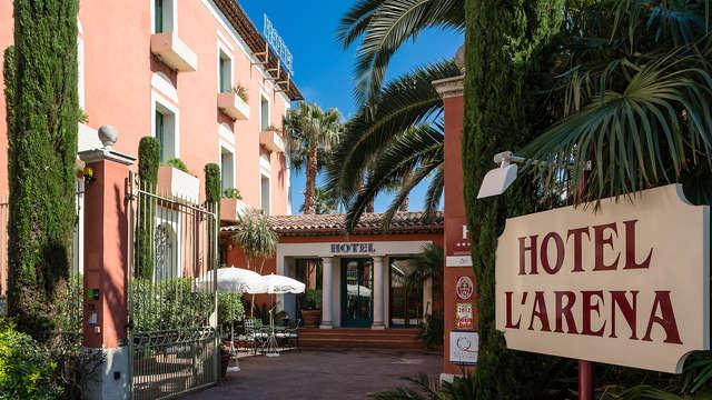 Hotel l Arena