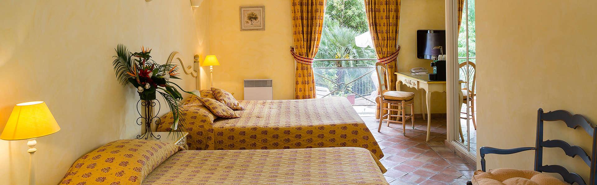 Verblijf in een superieure kamer in de Provence