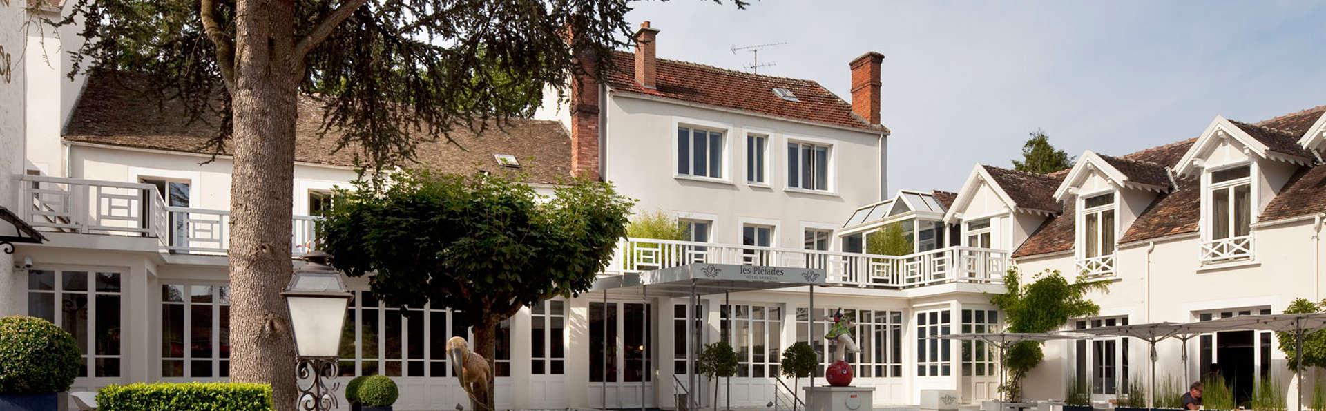 Hôtel et SPA Les Pléiades  - EDIT_front1.jpg