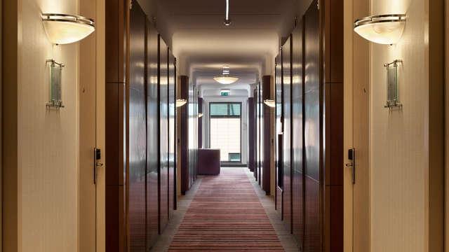 Best Western Plus Grand Winston - corridor