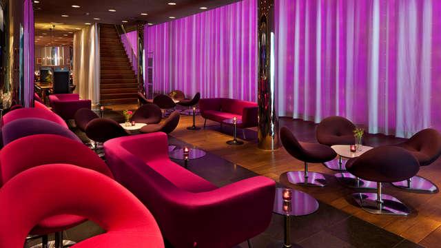 Best Western Plus Grand Winston - Lounge