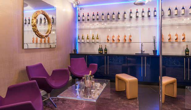 Le Bon Hotel - bar