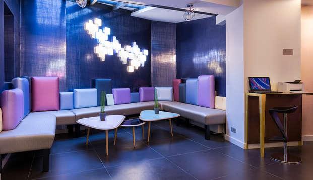 Le Bon Hotel - lobby