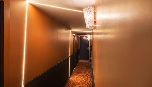 Le Bon Hotel - pass