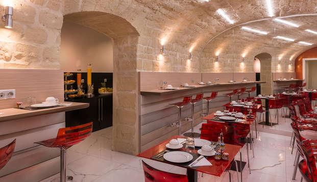 Le Bon Hotel - restaurant