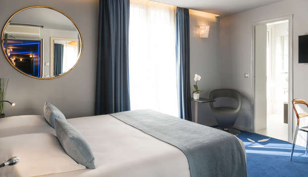 Le Bon Hotel - room