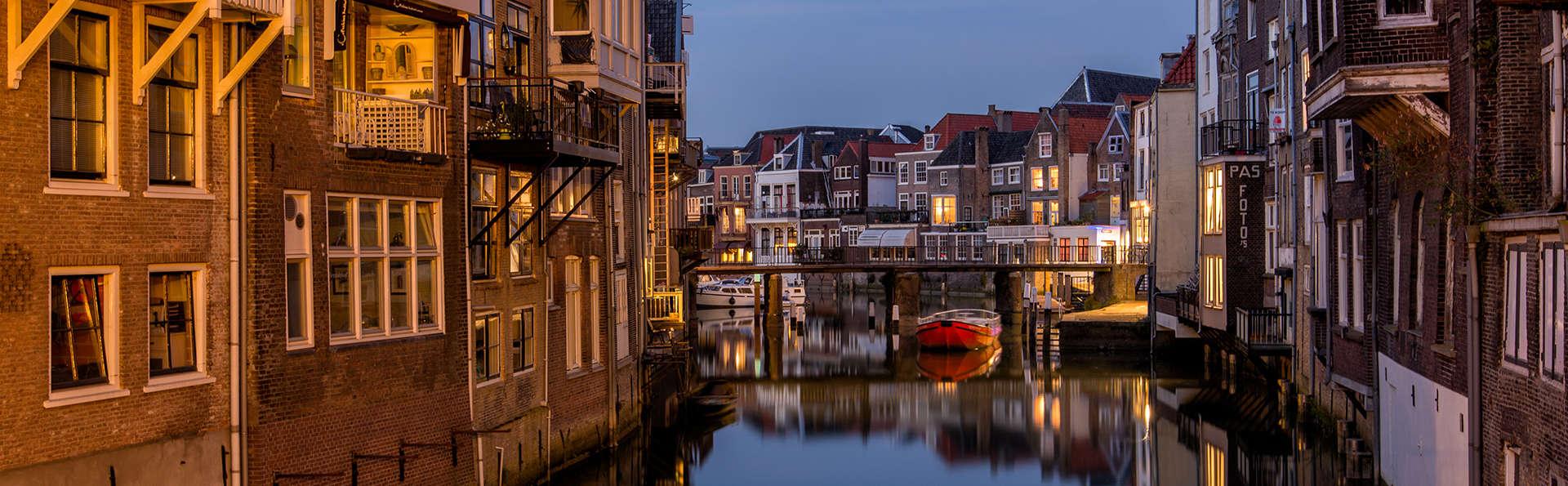 Séjour élégant entre Dordrecht et Rotterdam