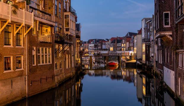Verblijf in stijl tussen Dordrecht en Rotterdam